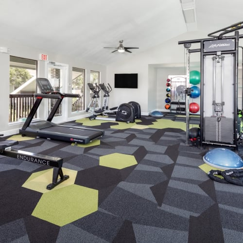 View virtual tour of our fitness center at Compass in Melbourne, Florida