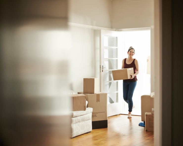 Packing and moving supplies available at Hollow Tree Self Storage in Darien, Connecticut