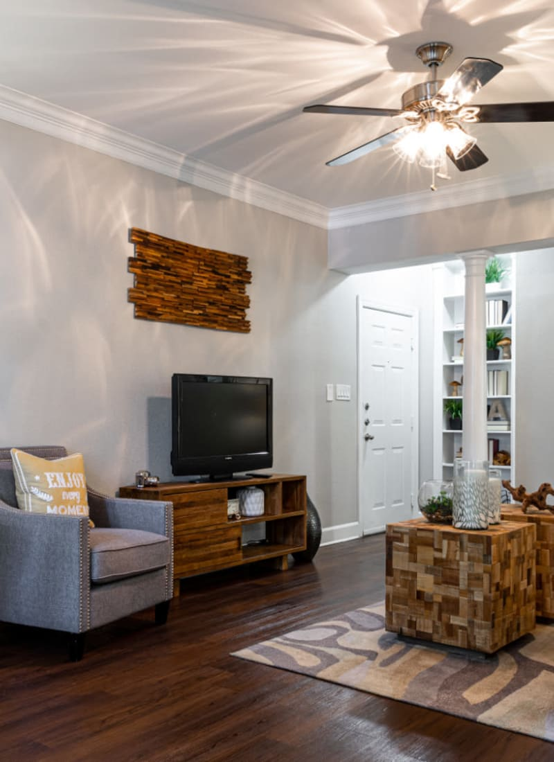 View our floor plans at Marquis at Great Hills in Austin, Texas