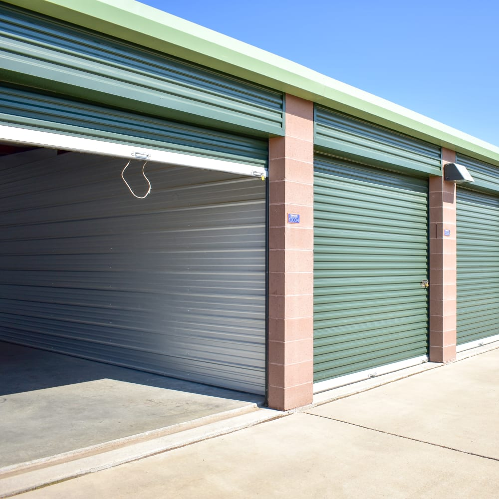 View the auto storage offered at STOR-N-LOCK Self Storage in Fort Collins, Colorado