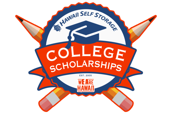 College scholarships at Hawai'i Self Storage in Pearl City, Hawaii