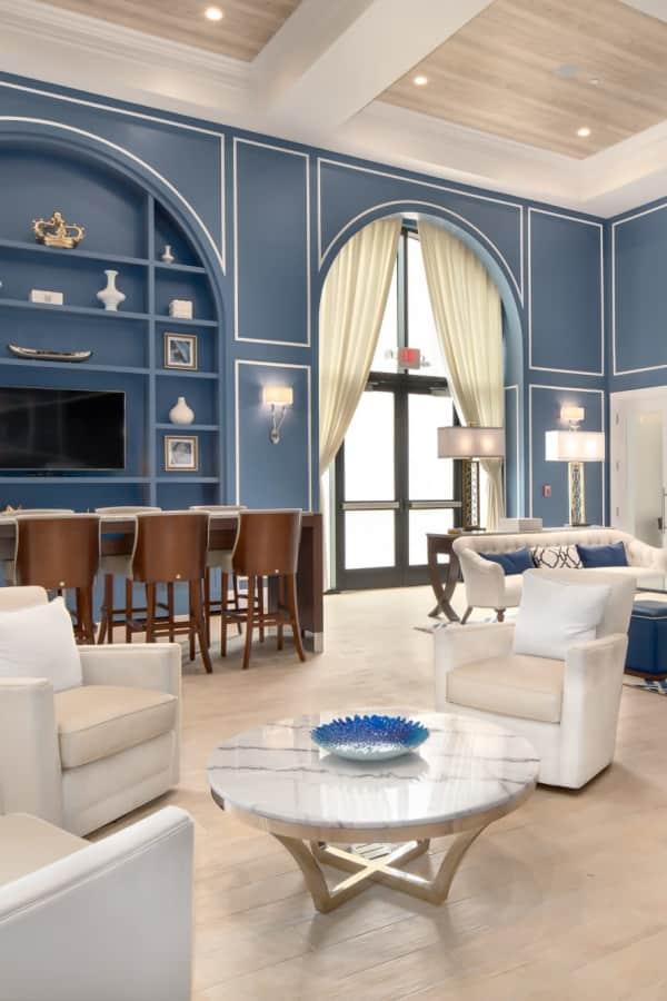 The Royal Belmont apartments in Belmont, Massachusetts