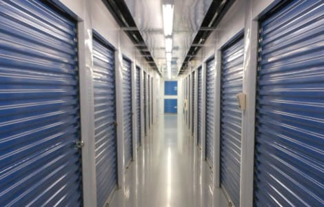 Storage Units at Compass Self Storage