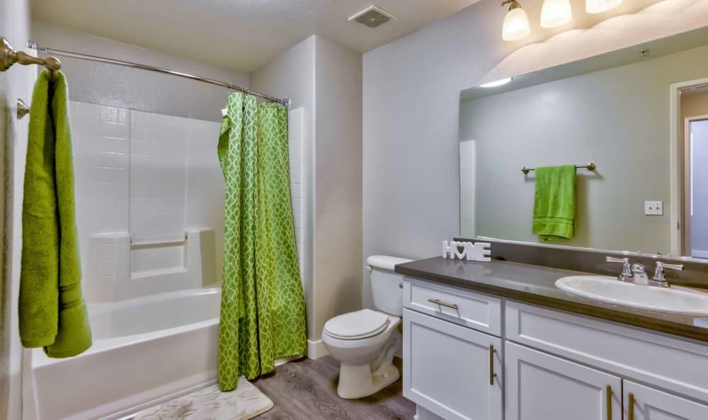 bathroom at Alvista Towngate