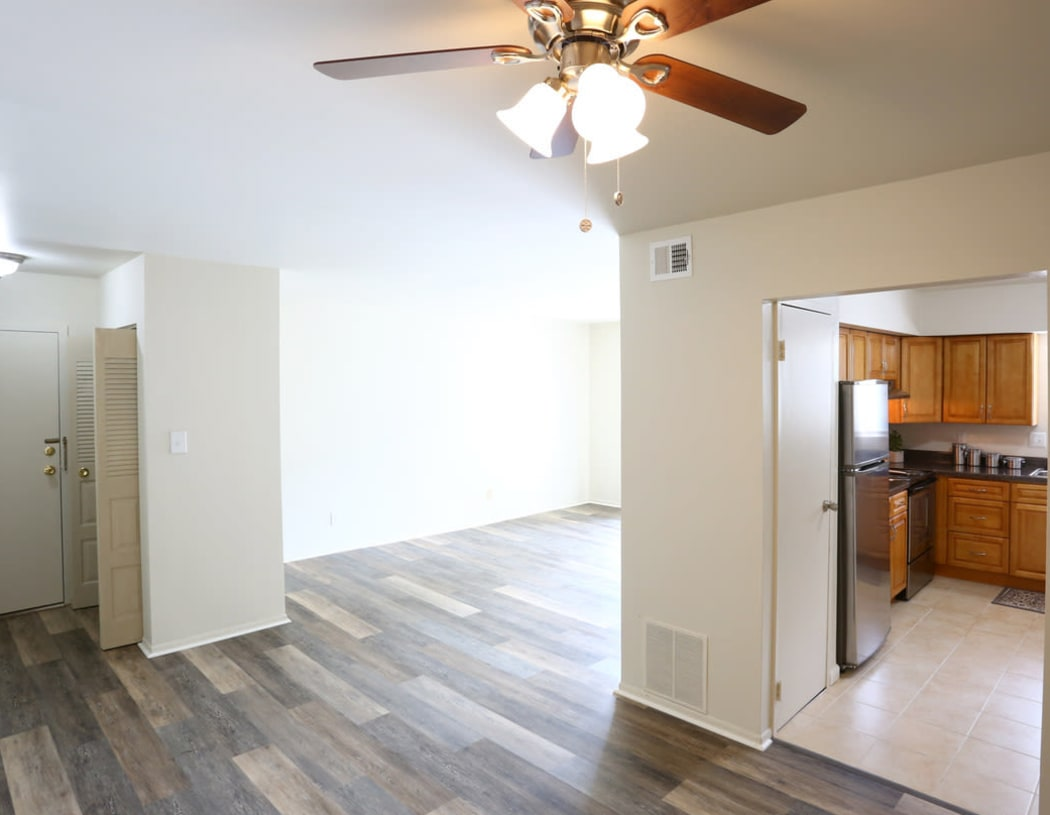 Modern layout at Orchard Hills Apartments in Whitehall, Pennsylvania