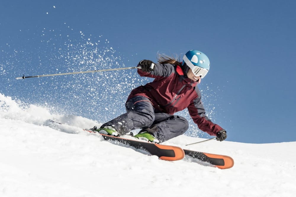 Hit the slopes and get in some awesome skiing near Liberty SKY in Salt Lake City, Utah
