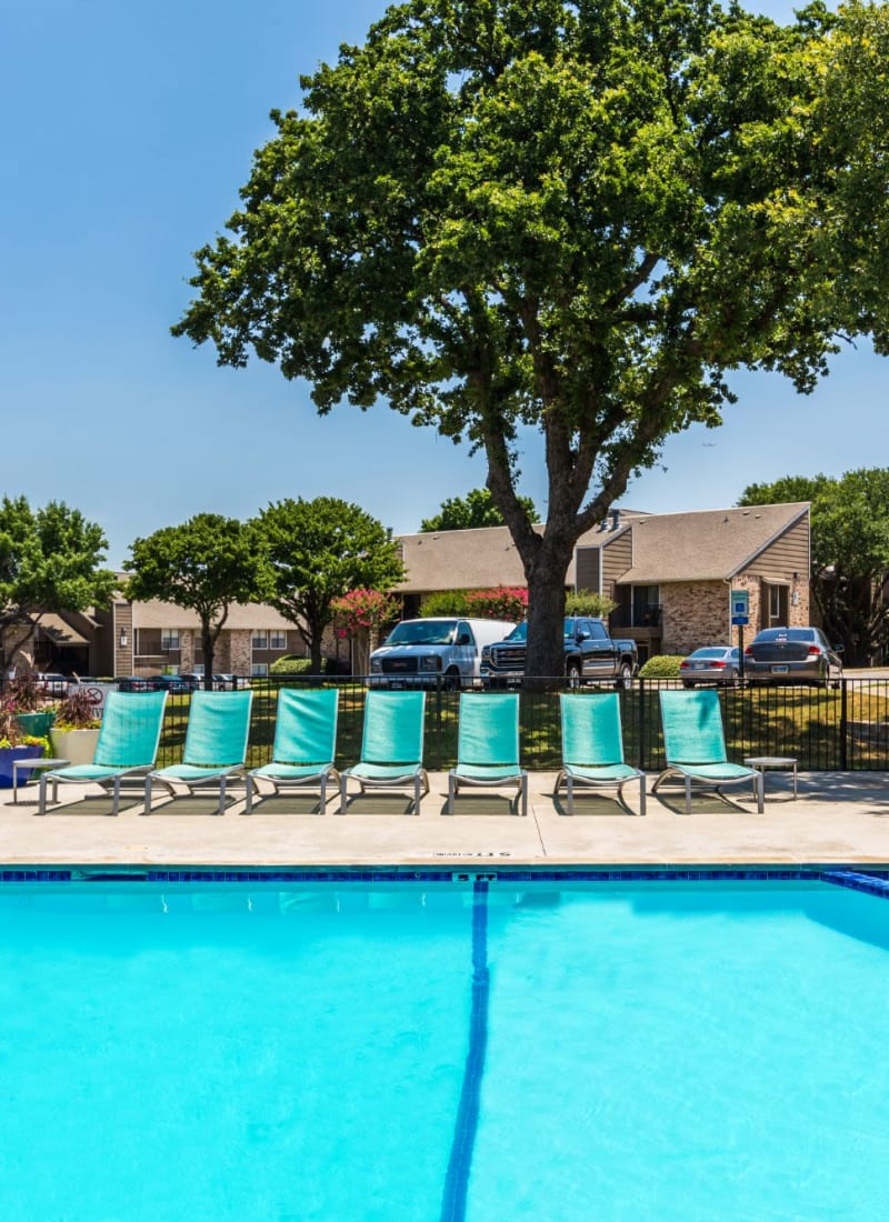 View our amenities at The Park at Flower Mound in Flower Mound, Texas
