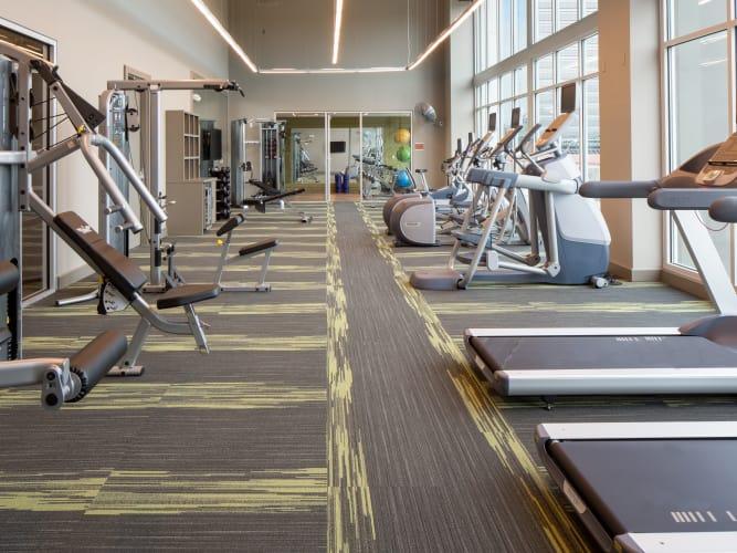 Altitude fitness equipment in Atlanta, GA