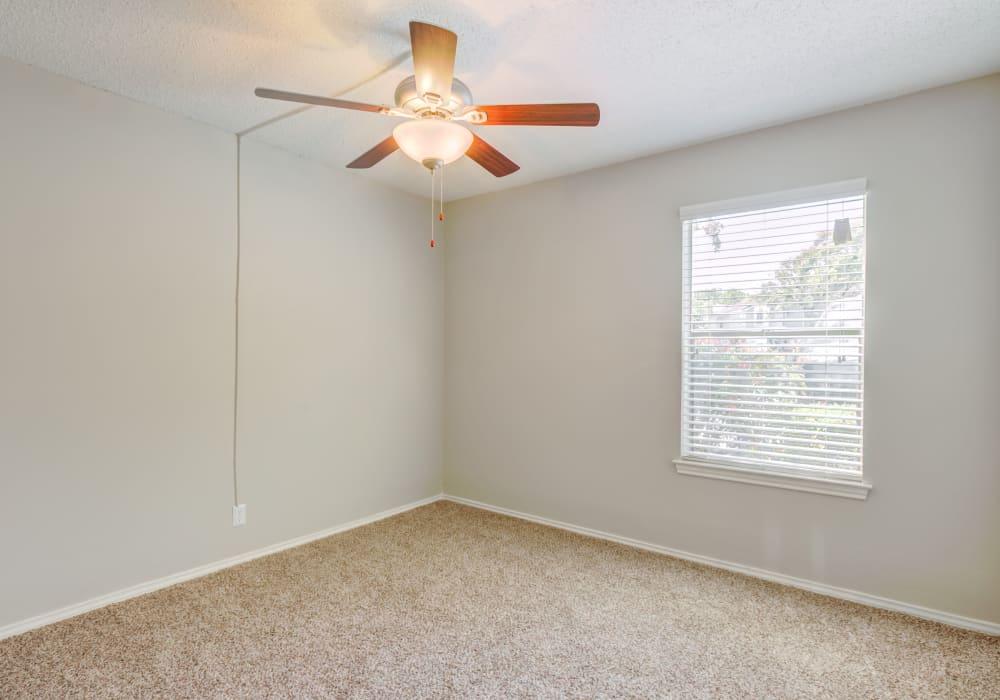 Bedroom at Turtle Creek Vista Apartments in San Antonio, Texas