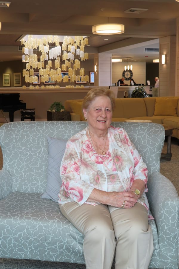 Meet your neighbor at Monterey senior living