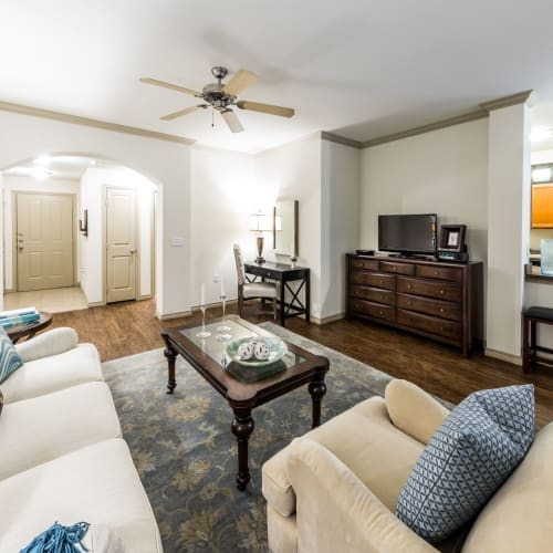 Flexible Lease Terms at The Marquis at Brushy Creek in Austin, Texas