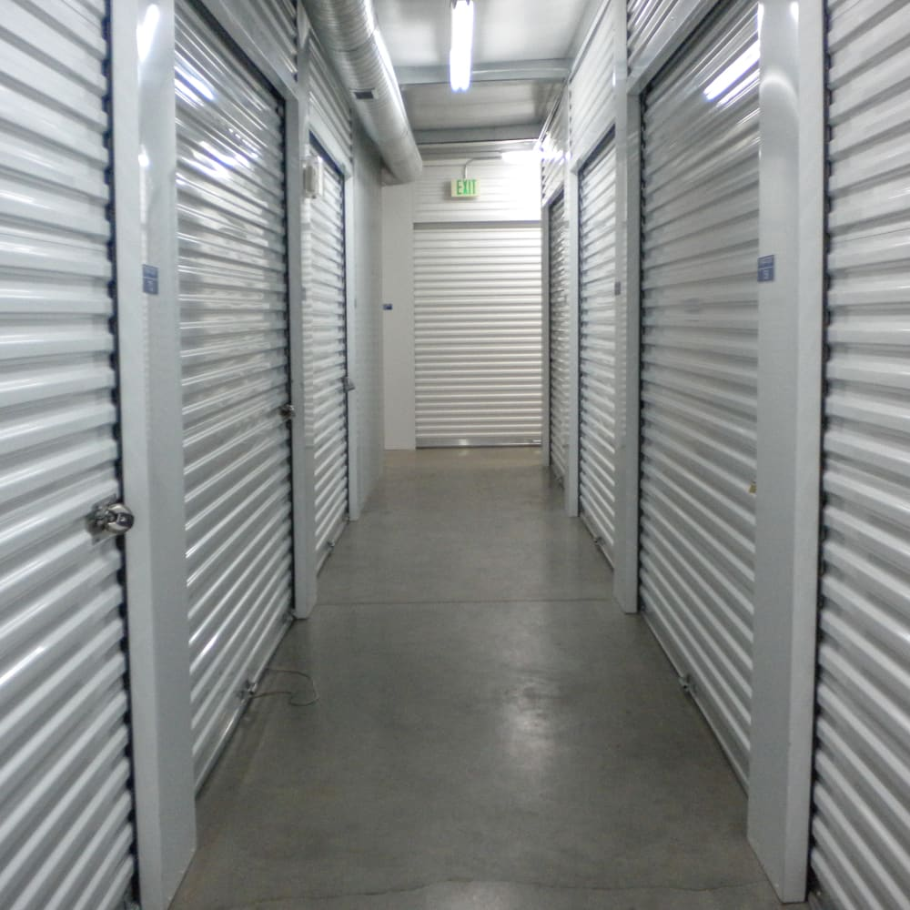 View the climate-controlled storage units at STOR-N-LOCK Self Storage in Salt Lake City, Utah