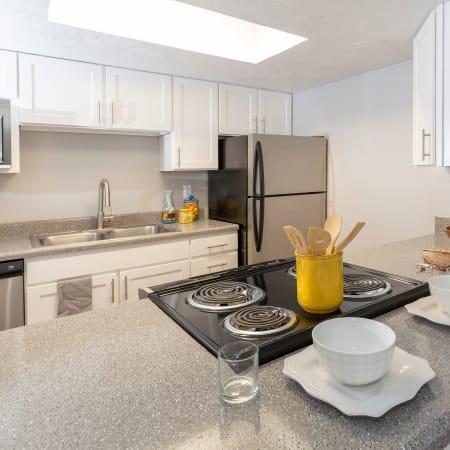 Our floor plans at Windgate Apartments in Bountiful, Utah