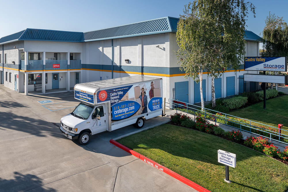 Castro Valley Storage LLC
