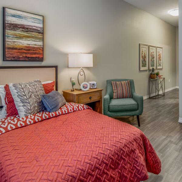 Studio apartment at Quail Park of Oro Valley in Oro Valley, Arizona