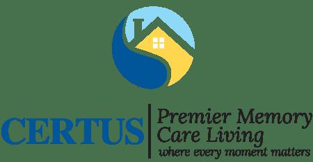 CERTUS Premier Memory Care Living Logo