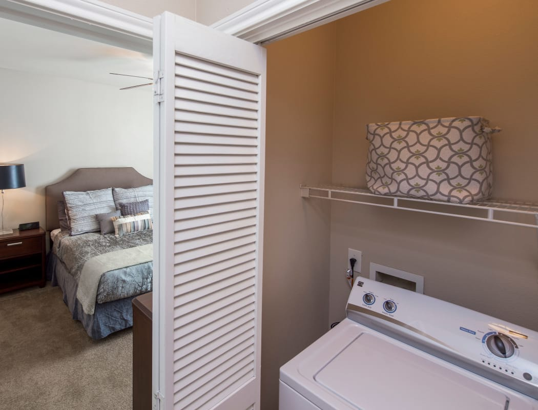 Apartment Features at Veranda in Texas City, Texas
