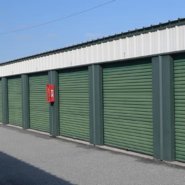 Self storage units for rent at StayLock Storage in Valdosta, Georgia