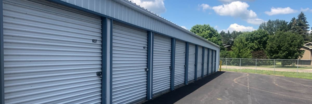 Unit sizes and prices at KO Storage of Becker in Becker, Minnesota