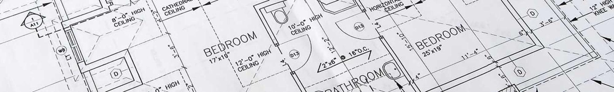 Floor plans at Mirror Lake Village Senior Living Community in Federal Way, Washington