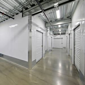Indoor units at A-1 Self Storage in San Diego, California