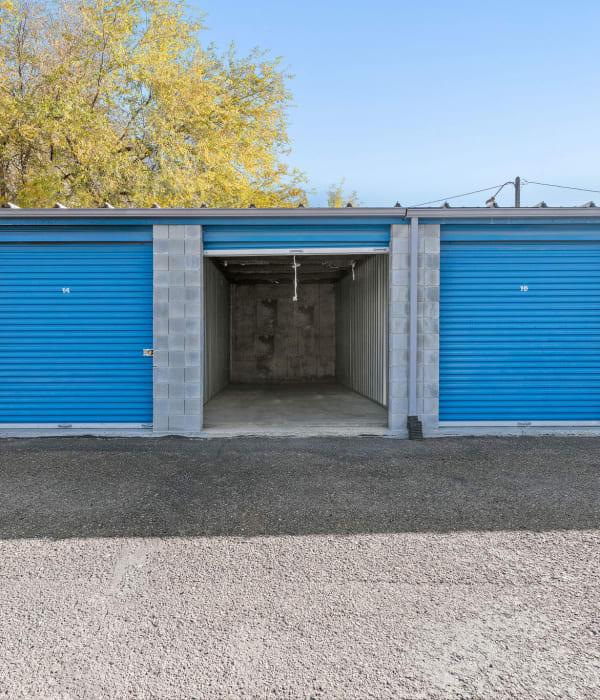Exterior building image of Stor'em Self Storage in Springville, Utah