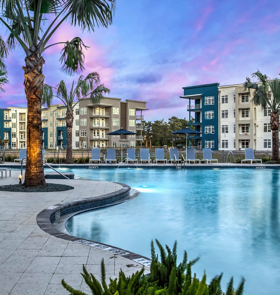 luxury apartment community orlando