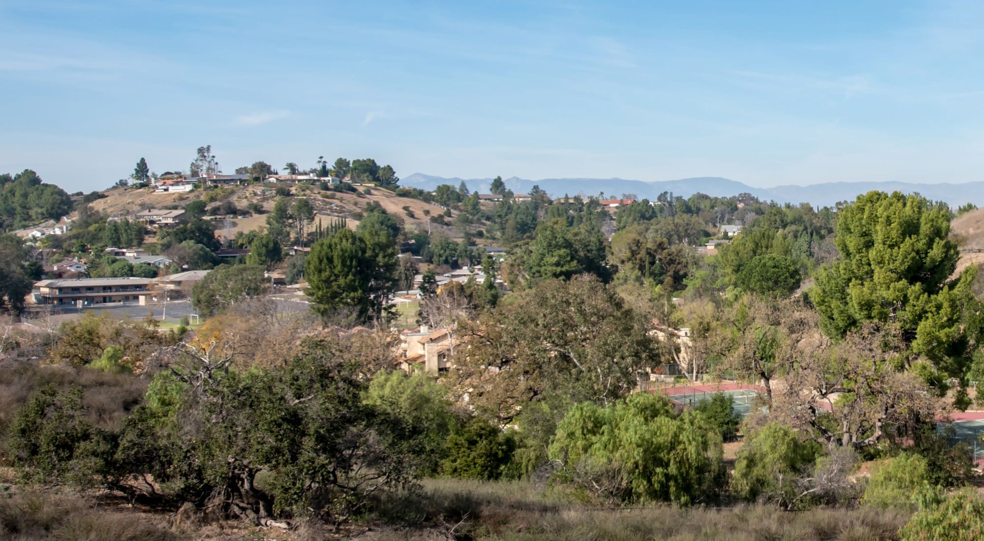 Neighborhood at Sofi Thousand Oaks in Thousand Oaks, California