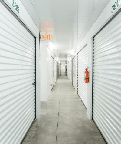 Self storage units for rent at Harrisburg Self Storage in Harrisburg, NC