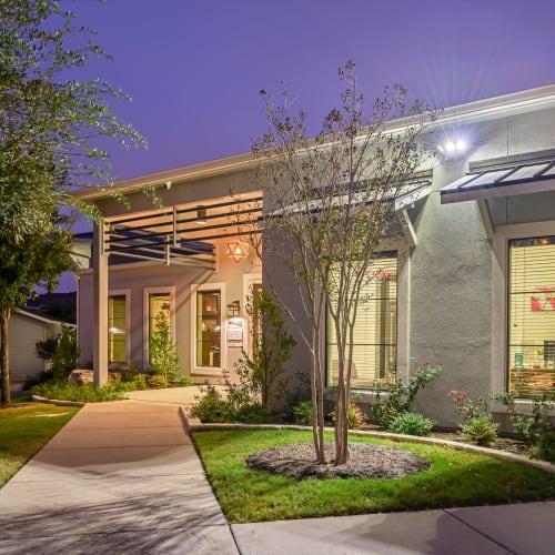 Resident referral bonus at Marquis SoCo in Austin, Texas