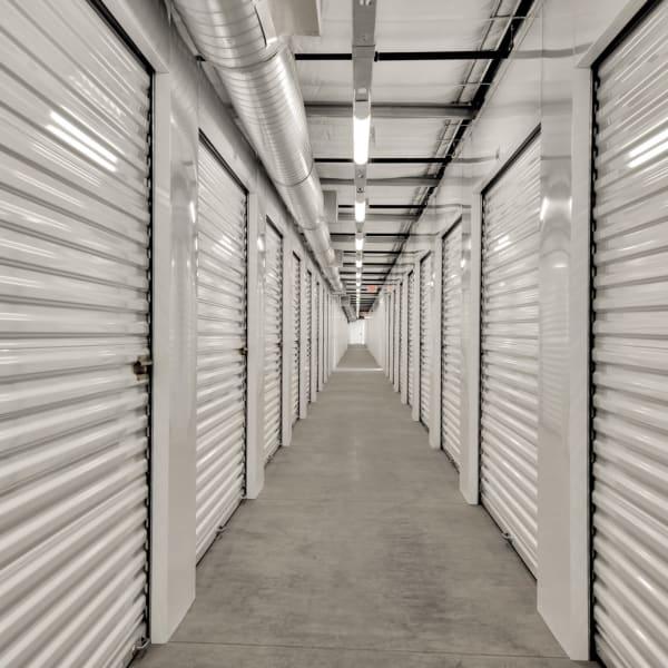 Indoor units at StorQuest Self Storage in Bermuda Dunes, California