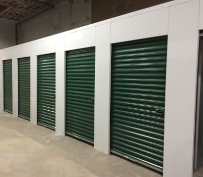 Self storage units for rent at Safe Storage in Parsonsfield, Maine