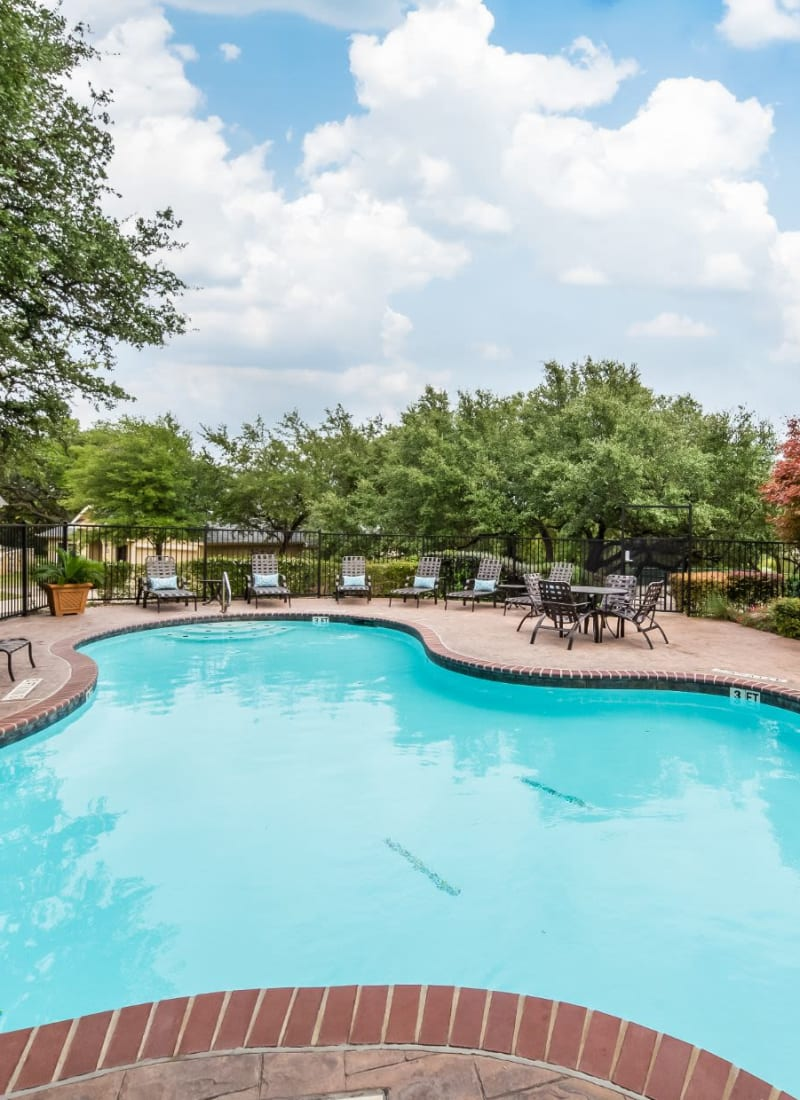 View our amenities at Marquis at TPC in San Antonio, Texas