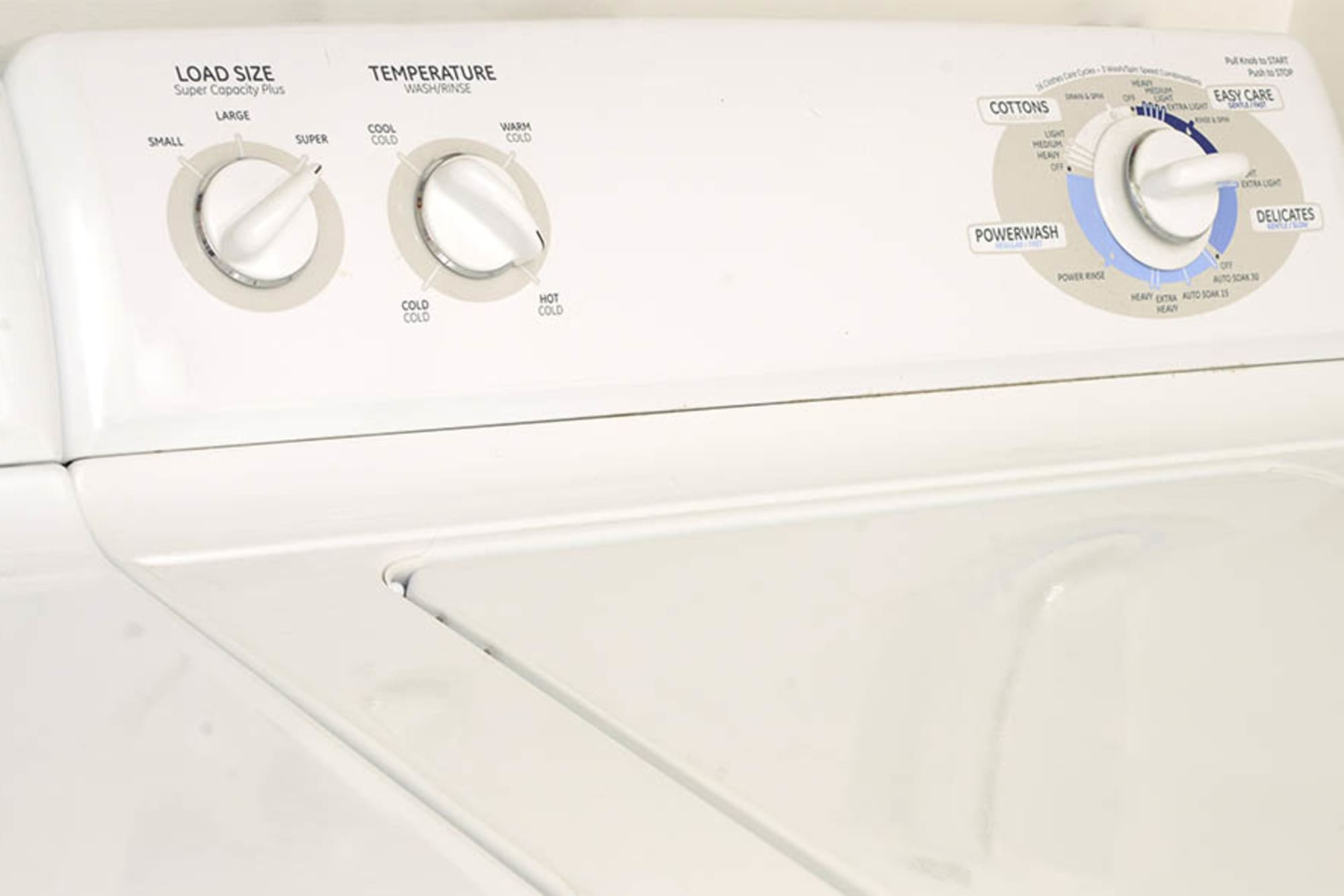 Washer Dryer at Waters Edge Apartments