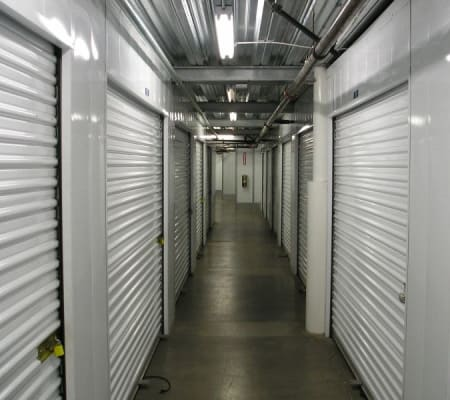 Climate-controlled units available at StorQuest Self Storage in Richmond, California