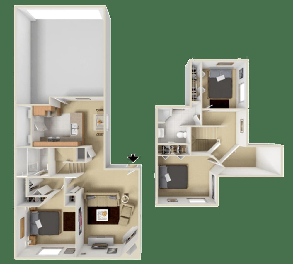 3 Bedroom house in Westminster, Colorado