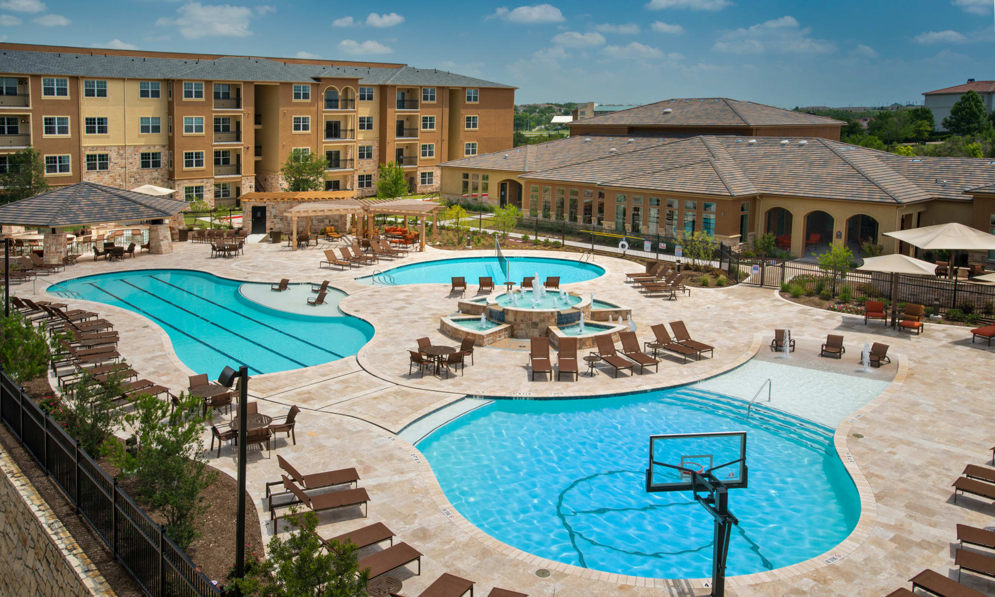 Apartments at Villas in Westover Hills in San Antonio, Texas