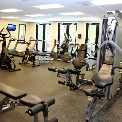 View our amenities at The Heritage at Boca Raton in Boca Raton, Florida