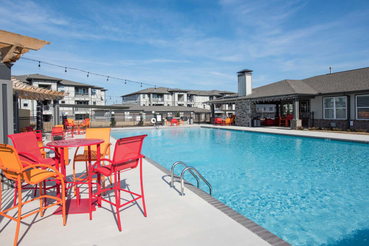 Community Amenities at Landmark Apartments in Little Rock, Arkansas