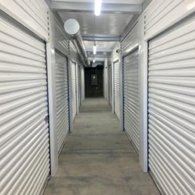 Interior storage space at Towne Storage - Riverton Redwood in Riverton, Utah