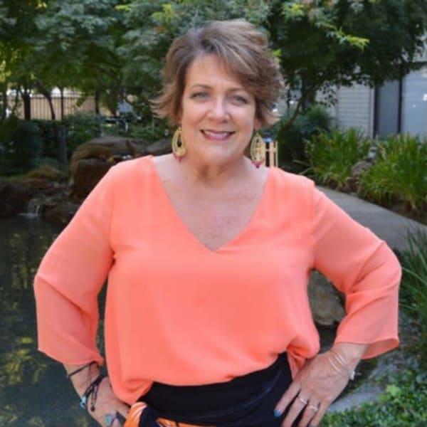 Christine P, community administrator at Campus Commons Senior Living in Sacramento, California