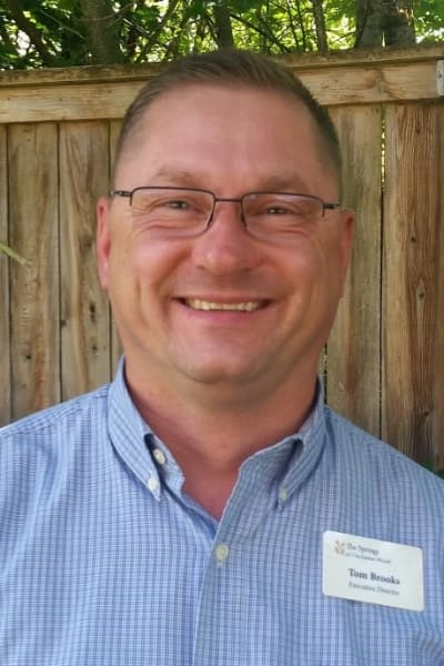 Tom Brooks, Executive Director at The Springs at Clackamas Woods in Milwaukie, Oregon