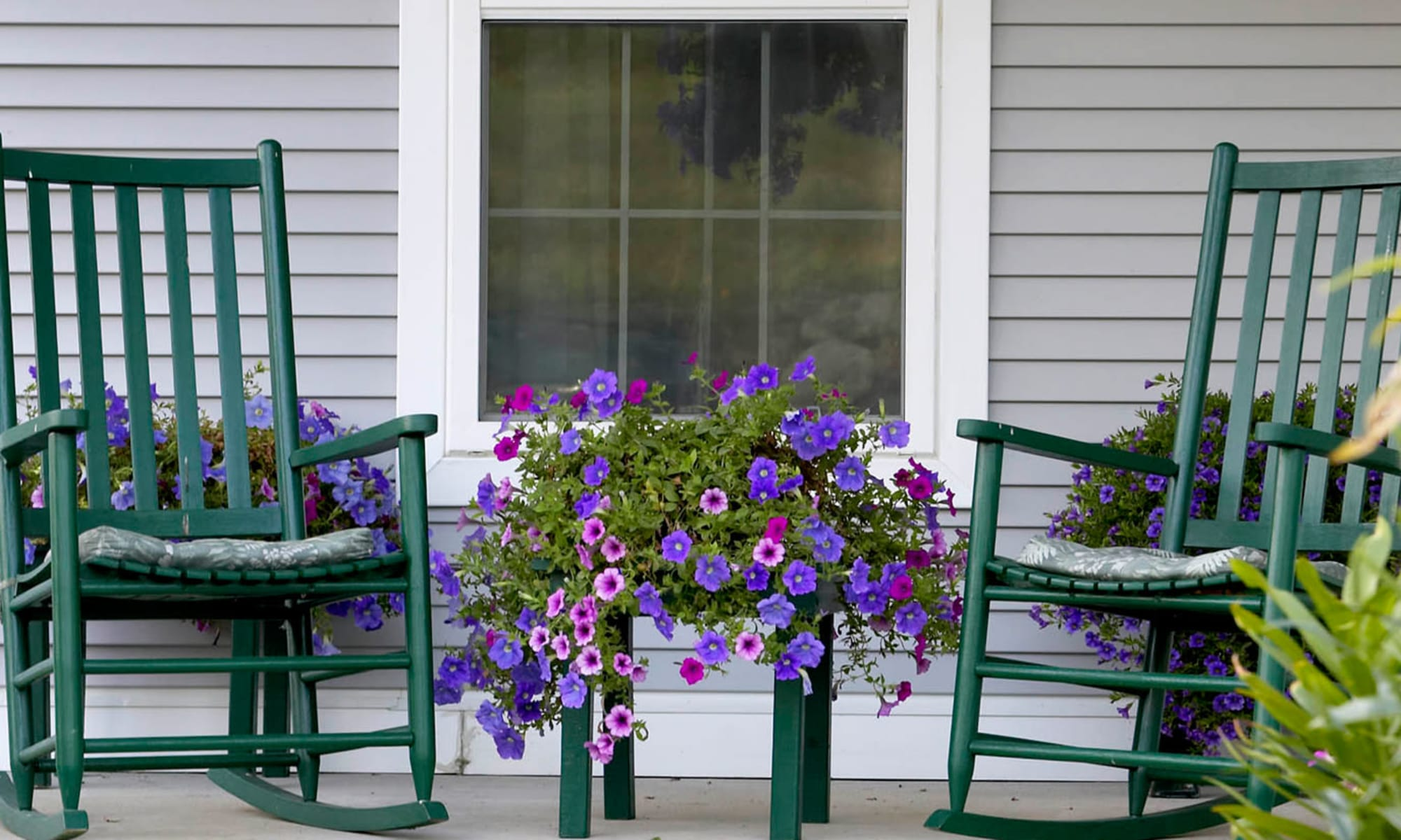 Senior living at Woodstock Terrace in Woodstock, Vermont