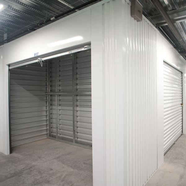 Indoor units at StorQuest Self Storage in Reno, Nevada