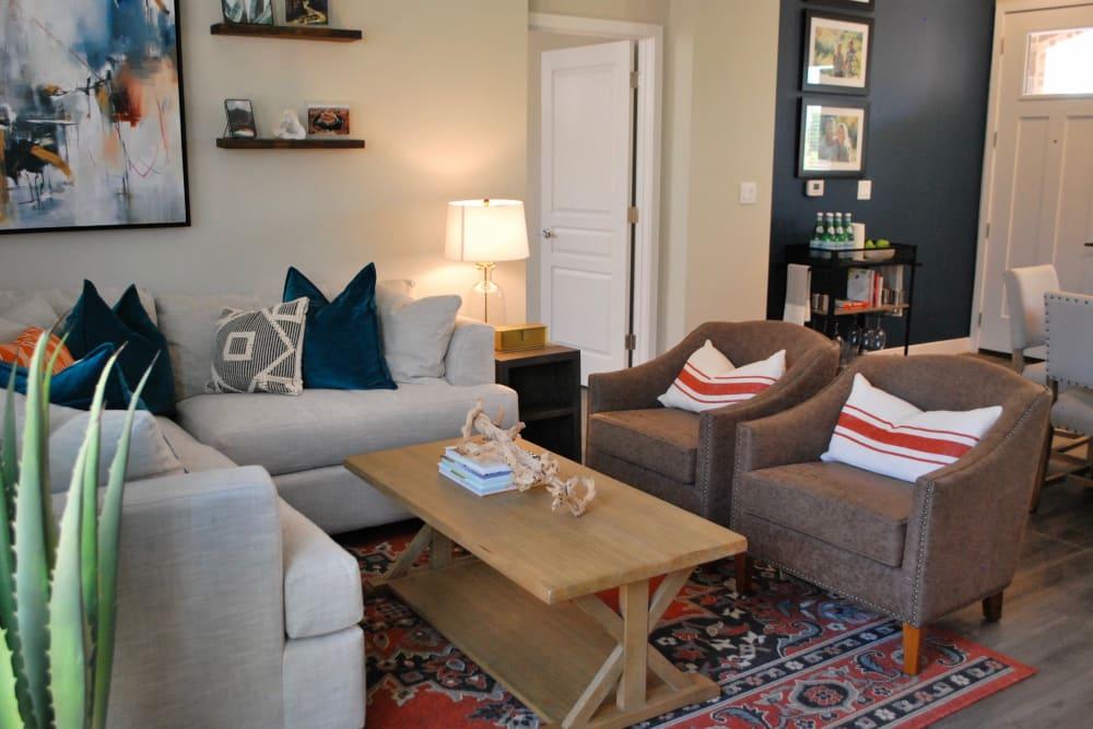 Living room at Avilla Heritage