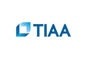 TIAA logo, a retail shop near Inman Quarter in Atlanta, Georgia