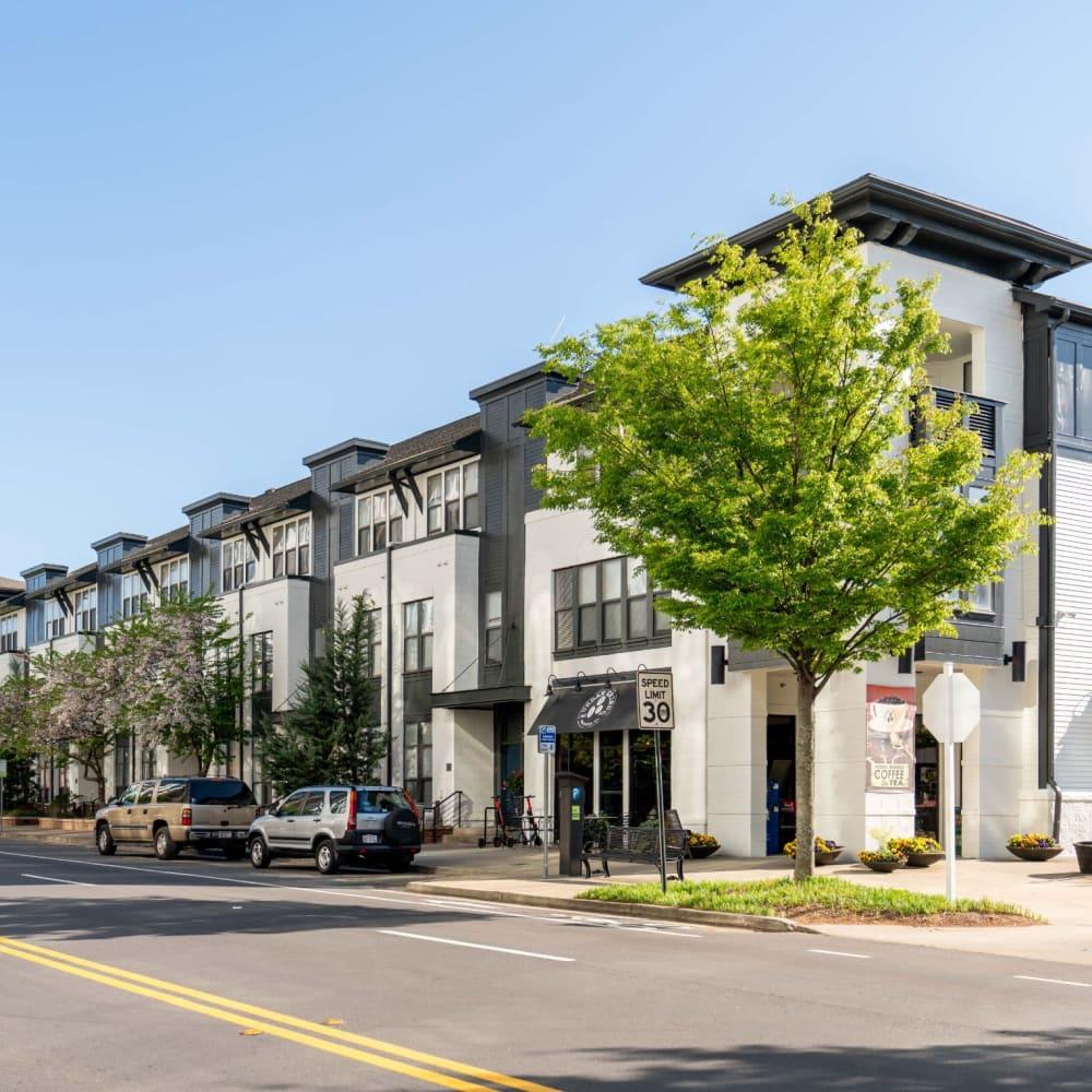 View the site for M Street apartments in Atlanta, Georgia
