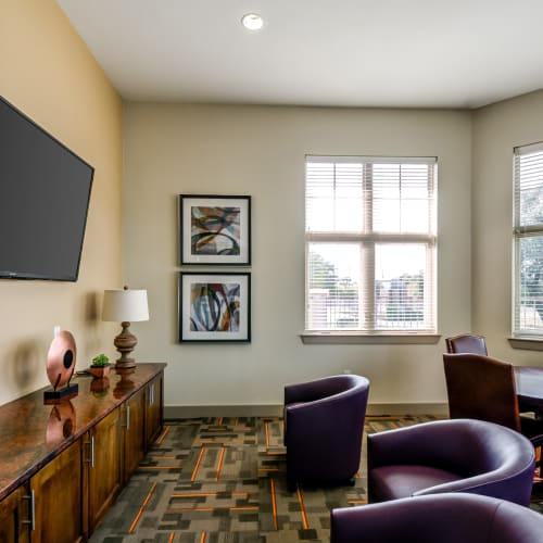 View virtual tour of our business center at Firewheel Apartments in San Antonio, Texas
