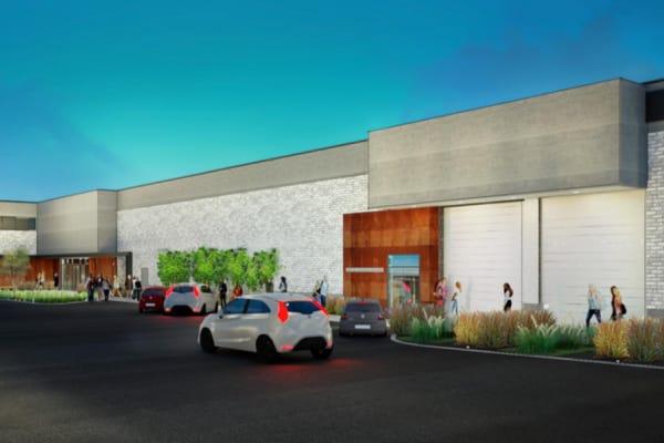 Rendering of Towne Storage - Urban Edge in Salt Lake City, UT