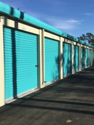 Unit Sizes at Cardinal Self Storage - Wilmington in Wilmington, North Carolina